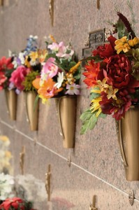 Floral Placements for Crypts, All Seasons
