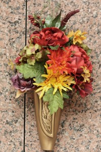 Floral Placements for Crypts, Fall
