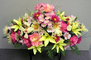 Floral Placements for Graves, Over-Headstone, Special, Mother's Day
