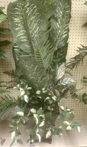 Mausoleum Decor: Plants, 6 ft