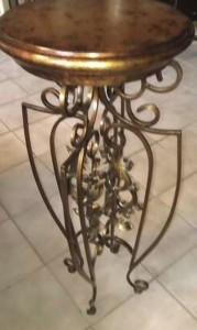 Mausoleum Decor, Table, Small